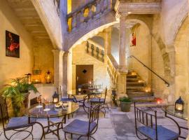 Best Western Marquis de la Baume, hotel a Nîmes