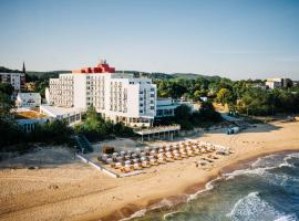Vienna House Amber Baltic Miedzyzdroje, hotel in Międzyzdroje