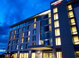 Courtyard by Marriott Aberdeen Airport, hotel near TECA, Dyce