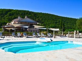 Bastide De Mazan, hotel romantico a Riez