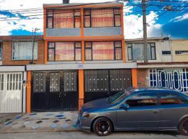 Soloturi'sbogota, apartamento en Bogotá