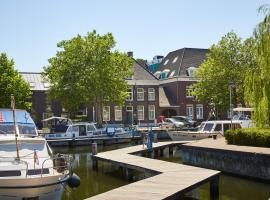 Hotel The Yard, hotel near Railway Station Best, Veghel