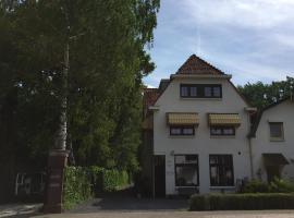 B&B de Druif, apartment in Breda