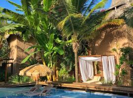 Aloha Village Bangalôs, apartment in Icaraí