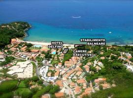 Hotel Delfino, hotel near Marina di Campo Airport - EBA,