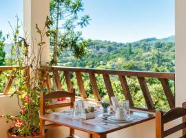 Pousada Jardim da Mantiqueira, hotel em Monte Verde