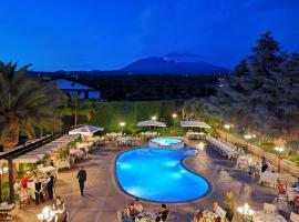 Hotel Ristorante Paradise, hotell i Santa Maria di Licodia