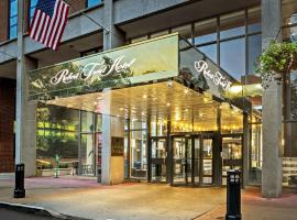 Best Western Plus Robert Treat, hotel near Newark Liberty International Airport - EWR, Newark