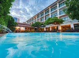 The Pannarai Hotel, hotel in Udon Thani