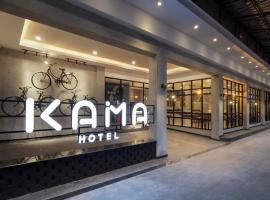 Kama Hotel, отель в Медане