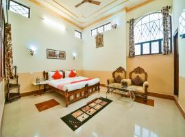 Jhankar Mansion A Heritage Haveli, hotel in Būndi