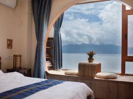 Dan's sea, viešbutis mieste Dalis