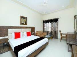 Hotel Sanjog International, hotel near Sri Guru Ram Dass Jee International Airport - ATQ, Amritsar