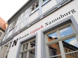 Pension Typisch Naumburg, Hotel in der Nähe von: Freizeitbad Bulabana, Naumburg (Saale)