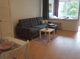 City Apartment Bahnhofnah, Ferienwohnung in Kiel