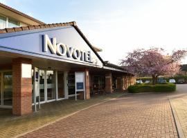 Novotel Milton Keynes, hotel near Collingtree Park Golf Club, Milton Keynes
