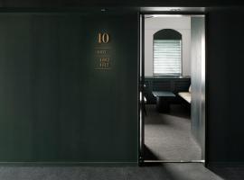 DDD HOTEL、東京のホテル