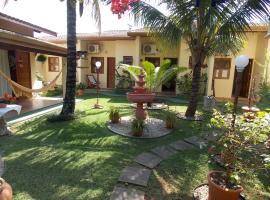 Suites Sonhos, hotel near Porto Itagua Shopping, Ubatuba