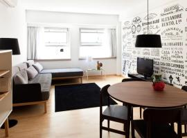 The Lisbonaire Apartments, apartamento en Lisboa