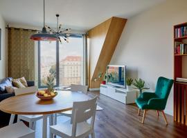 Don Kichot Apartment, hotel near Wrocl'aw University, Wrocław