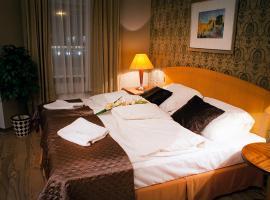 Hotel MCM Plus – hotel w mieście Gorzów Wielkopolski