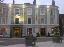 King's Head Hotel By Greene King Inns, B&B in Wimborne Minster