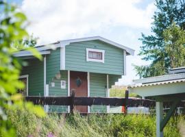 Björkbackens Stugby i Vimmerby, hotell i Vimmerby