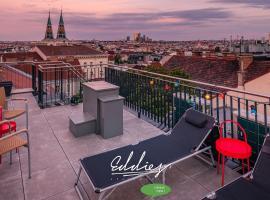 Eddie's Design Apartments, počitniška nastanitev na Dunaju