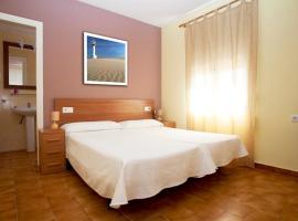 Nou Rocamar, hotel a prop de Delta de l'Ebre, a Sant Carles de la Ràpita