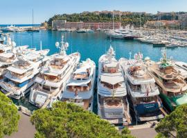 Port Palace, luxury hotel in Monte Carlo