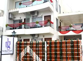 The Bhopal Grande, hotel near Raja Bhoj Domestic Airport - BHO, Bhopal