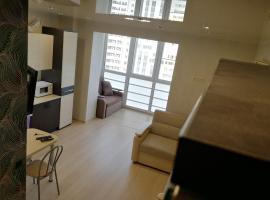 Уютная квартира-студия, апартаменты/квартира в Сыктывкаре