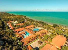 Porto Seguro Praia Resort - All Inclusive, hotel in Porto Seguro