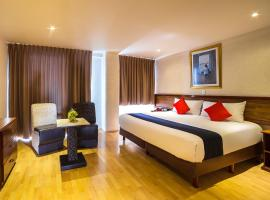 Hotel Don Simon, hotel en Toluca