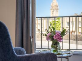 Best Western Plus Le Moderne, hotel in Caen