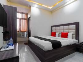 Capital O 46772 Hotel Mahadeva Regency, hotel near Kanpur Airport - KNU, Kānpur