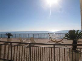 Beautiful oceanfront condo, serviced apartment in Myrtle Beach