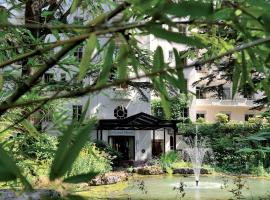 Le Grand Hôtel - Domaine De Divonne, hôtel à Divonne-les-Bains près de: Golf de Divonne-les-Bains