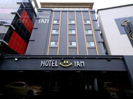 Hotel Yam, hotel in Daejeon