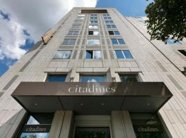 Citadines Place d'Italie Paris, apart-hotel em Paris