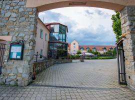 Hotel Rustikal, hotel in Horní Cerekev