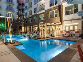 Magnolia Lux Apartments by Barsala, apartment in Fort Worth
