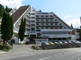 Hotel Tusnad, hotel din Băile Tuşnad