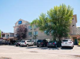 Pacific Inn & Suites Kamloops, hotel in Kamloops