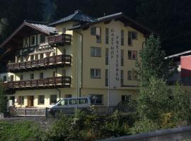 Hotel-Gasthof Freisleben, hotel in Sankt Anton am Arlberg