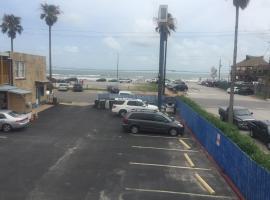 Beachtree Motel, hotel en Galveston
