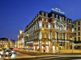 Hotel Avenida Palace – hotel w Lizbonie