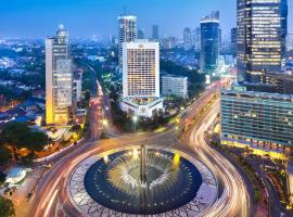 Mandarin Oriental Jakarta, hotel near Sarinah, Jakarta
