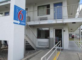 Motel 6-Austin, TX, hotel u blizini znamenitosti 'Arena Frank Erwin Center - University of Texas' u gradu 'Austin'