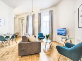 Jilska Palace Apartments, pet-friendly hotel in Prague